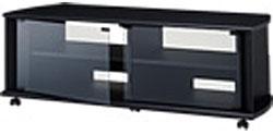 ハヤミ工産 43V~52V型対応テレビ台 TV-BS120H ハイタイプ TVBS120H 【お届け日時指定不可】