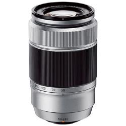 FUJIFILM(フジフイルム) カメラレンズ XC50-230mmF4.5-6.7 OIS II S【FUJIFILM Xマウント】(シルバー) FXC50230MMF4.56.7OIS