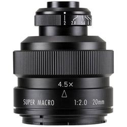 中一光学 FREEWAKER 20mm F2 SUPER MACRO 4-4.5:1 [ソニーAマウント] マクロレンズ(MFレンズ) FREEWALKERF20MAF