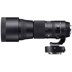 SIGMA(シグマ) カメラレンズ 150-600mm F5-6.3 DG OS HSM Contemporary テレコンバーターキット【キヤノンEFマウント】 150600C+TC1401KIT