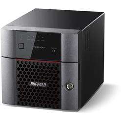 BUFFALO(バッファロー) TS3210DN0802 テラステーション 小規模オフィス・SOHO向け2ドライブNAS HDD 8TB TS3210DN0802