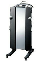 TOSHIBA(東芝) HIP-T100-K (ブラック) ズボンプレッサー (スタンドタイプ) HIPT100