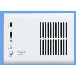 Panasonic パナソニック AC100V式チャイム メロディサイン 贈呈 EC730W オープニング 大放出セール