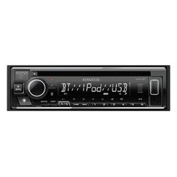 KENWOOD(ケンウッド) CD/USB/iPod/Bluetoothレシーバー 1DINデッキ U381BT U381BT