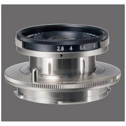 VOIGTLANDER カメラレンズ HELIAR 40mm F2.8(※VM-E Close Focus Adapter専用レンズ)【VMマウント(ライカMマウント互換)】 HELIAR40F28VM