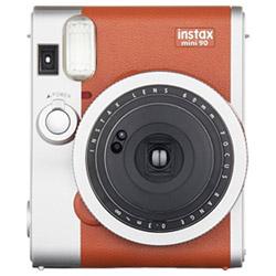 FUJIFILM 新色 フジフイルム インスタントカメラ instax mini ネオクラシック INSTAXMINI90BROWN 人気急上昇 チェキ ブラウン 90