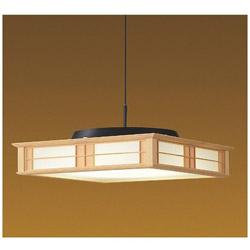 大光電機 リモコン付和風LEDペンダントライト DXL-81235 調光・調色(昼光色~電球色) DXL81235