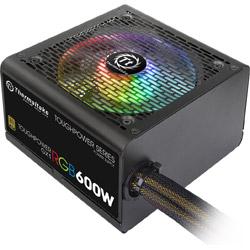 Thermaltake TOUGHPOWER GX1 RGB 600W -GOLD- PS-TPD-0600NHFAGJ-1 (80PLUS GOLD認証取得/600W) PSTPD0600NHFAGJ1