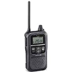日時指定 アイコム 市場 特定小電力トランシーバー IC-4110 ブラック IC4110