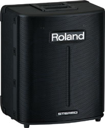 ROLAND BA-330 (電池駆動対応ステレオ・ポータブル・アンプリファイアー) BA330ステレオポータフ
