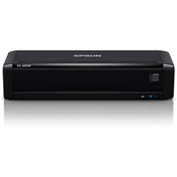EPSON(エプソン) DS-360W A4コンパクト ドキュメントスキャナー(シートフィード) DS360W