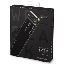Western Digital WD Black SN750 NVMe SSD WDS100T3X0C (SSD/M.2 2280/1TB) WDS100T3X0C