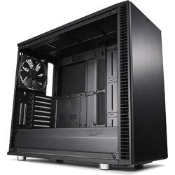 FRACTAL DESIGN(フラクタルデザイン) Define S2 - Blackout Tempered Glass FD-CA-DEF-S2-BKO-TGL (ミドルタワーケース/電源別売り/ブラックアウト) FDCADEFS2BKOTGL