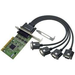 RATOC(ラトックシステム) REX-PCI64D(4ポート RS-232C デジタルI/Oボード) REXPCI64D