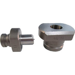 IKK 4P1128 DIAMOND 長穴ポンチ11X16.5mm 4P1128