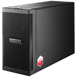 IO DATA(アイオーデータ) ZHD2-UTX6(ブラック) 外付HDD 4TB[USB3.0/eSATA・Win] 長期保証&保守サポート対応 カートリッジ式 2ドライブ ZHD2UTX6