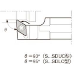 KYOCERA(京セラ) 京セラ スモールツール用ホルダ S20G-SDLCL11 S20GSDLCL11