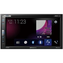 Pioneer(パイオニア) カロッツェリア(パイオニア) カーオーディオ 2DIN CD/DVD/USB/Bluetooth FH-6500DVD FH6500DVD
