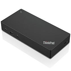 Lenovo(レノボジャパン) 40AS00090JP ThinkPad USB Type-C ドック 2 40AS00090JP 40AS00090JP