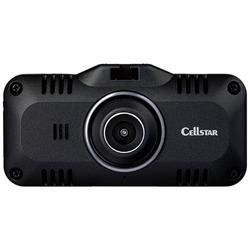 Cellstar 視覚をさえぎらない小型タイプドライブレコーダー・専用カメラを増設して後方録画可能・専用ケーブル1本でレーダーと相互通信可能 CS-51FR [一体型 /Full HD(200万画素)] CS51FR