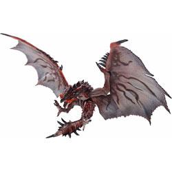 バンダイスピリッツ S.H.MonsterArts 振込不可 安全 リオレウス 卓出