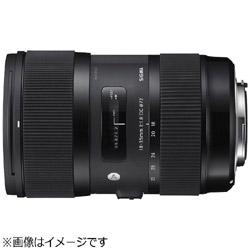 SIGMA(シグマ) カメラレンズ 18-35mm F1.8 DC HSM【キヤノンEFマウント(APS-C用)】 1835F1.8DCHSMEO