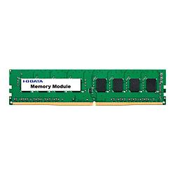 IO DATA(アイオーデータ) DZ2666-4G デスクトップパソコン用 [288pin/DDR4-2666対応メモリーモジュール/4GB] DZ26664G