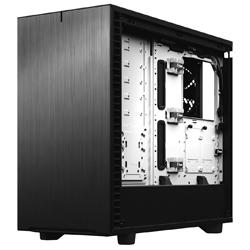 FRACTAL DESIGN(フラクタルデザイン) PCケース FD-C-DEF7A-04 ブラック/ホワイト FDCDEF7A04