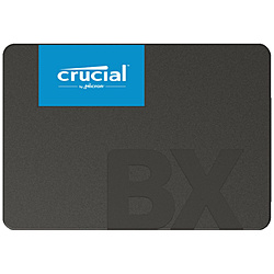 Crucial 内蔵SSD  CT2000BX500SSD1JP [2.5インチ /2TB] CT2000BX500SSD1JP