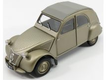 Norev 1:18 1950年モデル シトロエン 2CV A グレー1950 Citroen 2CV A 1/18 Diecast Car Model by Norev