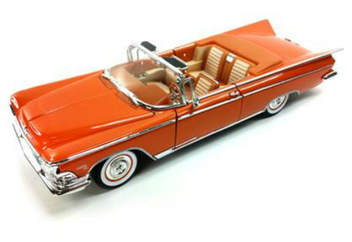 Road Signarute 1:18 1959年モデル ビュイック エレクトラ 225 1959 Buick Electra 225 1/18 Diecast Model Car by Road Signature
