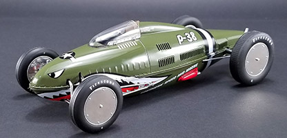 ACME 1/18 1945年モデル Southern Speed & Marine P-38 Belly Tanker 1/18 Diecast Model Car by Acme NEW