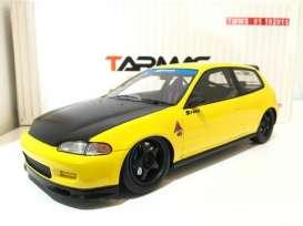 Tarmac Works 1:18 スプーン ホンダ シビック EG6 Gr.ASpoon Honda Civic EG6 1/18 by Tarmac Works