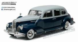 グリーンライト 1:18 1941年モデル パッカード スーパー エイト ワンエイティ1941 Packard Super Eight One-Eighty 1/18 Diecast Car Model by 緑light