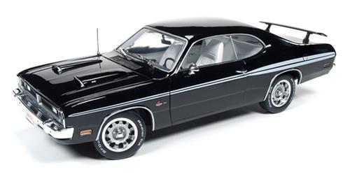 Autoworld 1:18 1971年モデル ダッジ デーモン  1971 Dodge Demon 1/18 Diecast Model Car by Autoworld