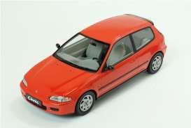 Triple9 レジン・コレクション 1:18 1992年モデル ホンダ シビック EG61992 Honda Civic EG6 1/18 by Triple9