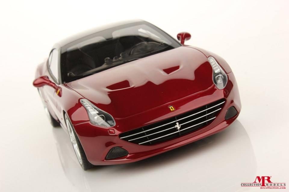 MR Collection 1/18 2014年モデル Ferrari カリフォルニアT