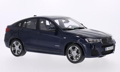 パラゴンモデル 1:18 2014年モデル BMW X4 F262014 BMW X4 1/18 by Paragon Models