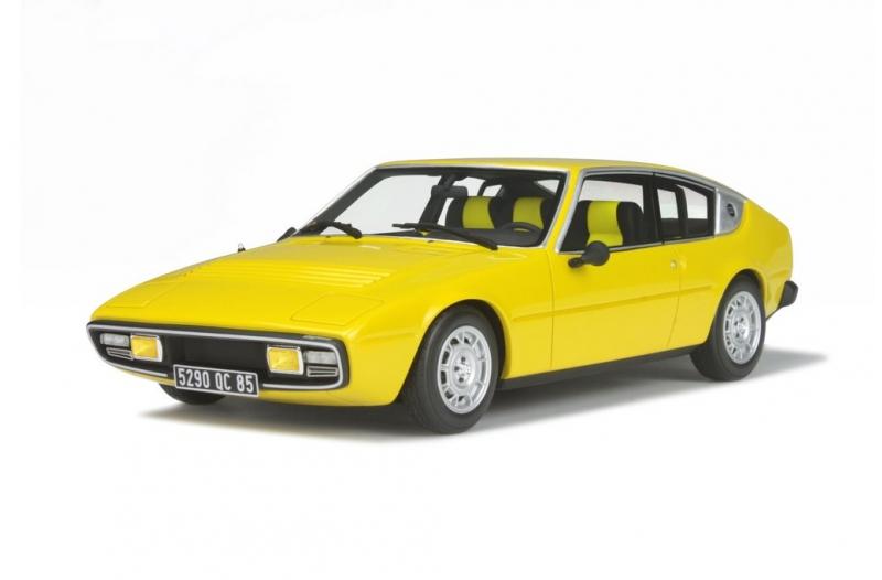 特売 オットモビル 1:18 1975年モデル マトラ バゲーラ マーク1 マーク1 by イエロー1975 Matra Matra Bagheera Serie 1 1/18 yellow by OttOmobile, 贅沢屋の:23f0adf2 --- canoncity.azurewebsites.net