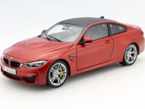 2014年モデル BMW M42014 BMW M4 1/18 by Paragon Models