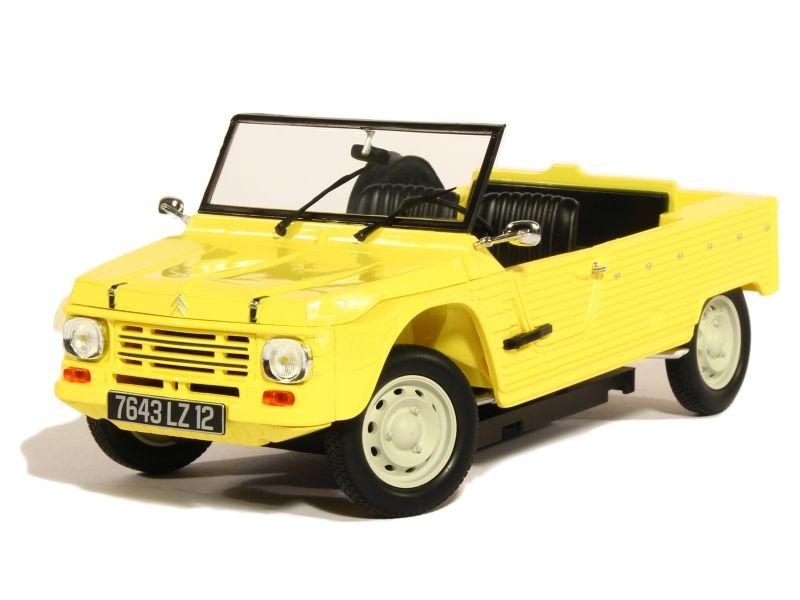 1983年モデル シトロエン メアリ 1983 Citroen Mehari 1/18 Diecast Car Model by Norev