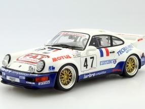 日本未発売 GT SPIRIT 1/18 1993年ルマン24時間 ポルシェ 911 964カレラ RSR No.47Porsche 911 (964) Carrera RSR #47 24h LeMans 1993 Gouhier/Barth/Dupuy 1:18 1/18 by GT Spirit