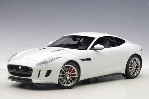 AUTOart 1:18 2015年モデル ジャガー F-Type R 2015 JAGUAR - F Type R 1/18 by AUTOart
