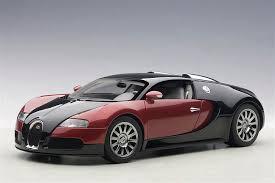 ATOart 1:18 2015年モデル ブガッティ ヴェイロン #001 2015 Bugatti Veyron #001 1/18 by AUTOart オートアート