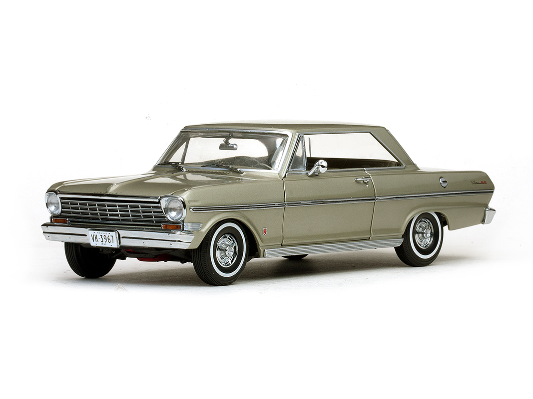 Sun Star 1:18 1962年モデル シボレー ノバ 1962 Chevrolet Nova 1/18 by Sun Star