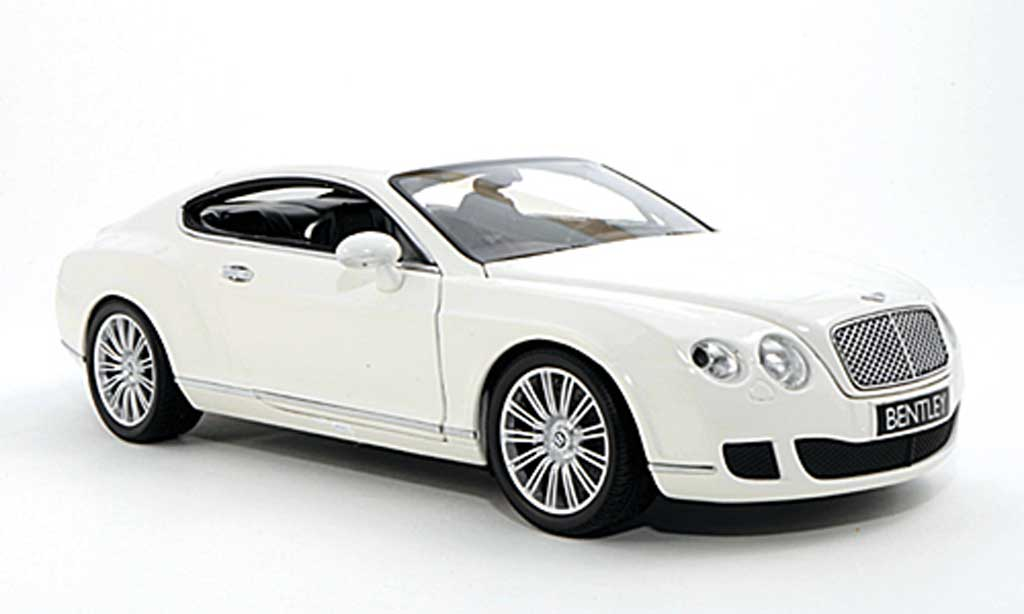 Minichamps ミニチャンプス 1:18 2008年モデル ベントレー コンティネンタル GT2008 Bentley Continental GT 1:18 Diecast Car Model by Minichamps