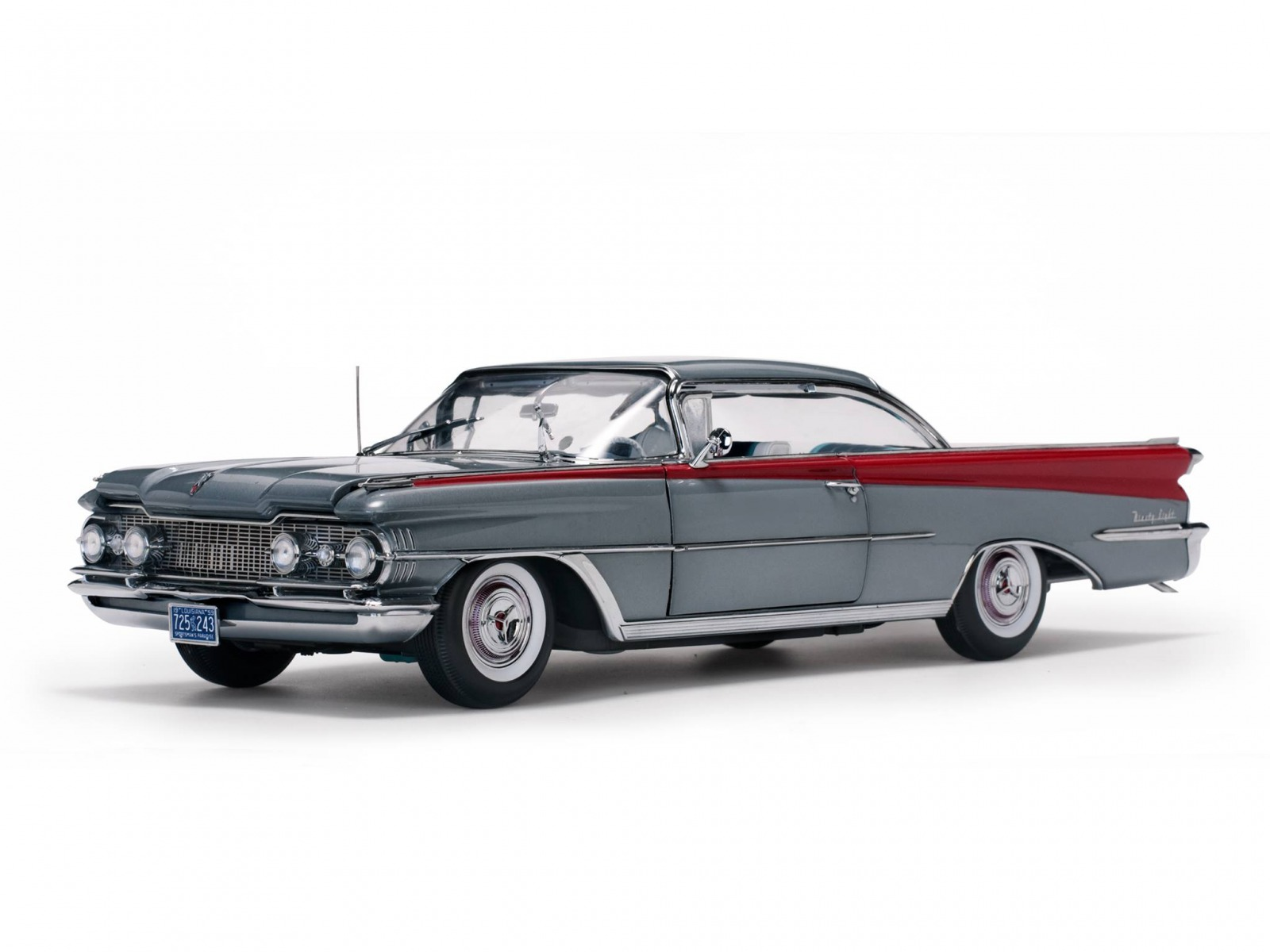 Sun Star サンスター 1959年モデル オールズモビル 98 ハードトップ1959 Oldsmobile 98 hardtop 1/18 by Sun Star Platinum Collection NEW