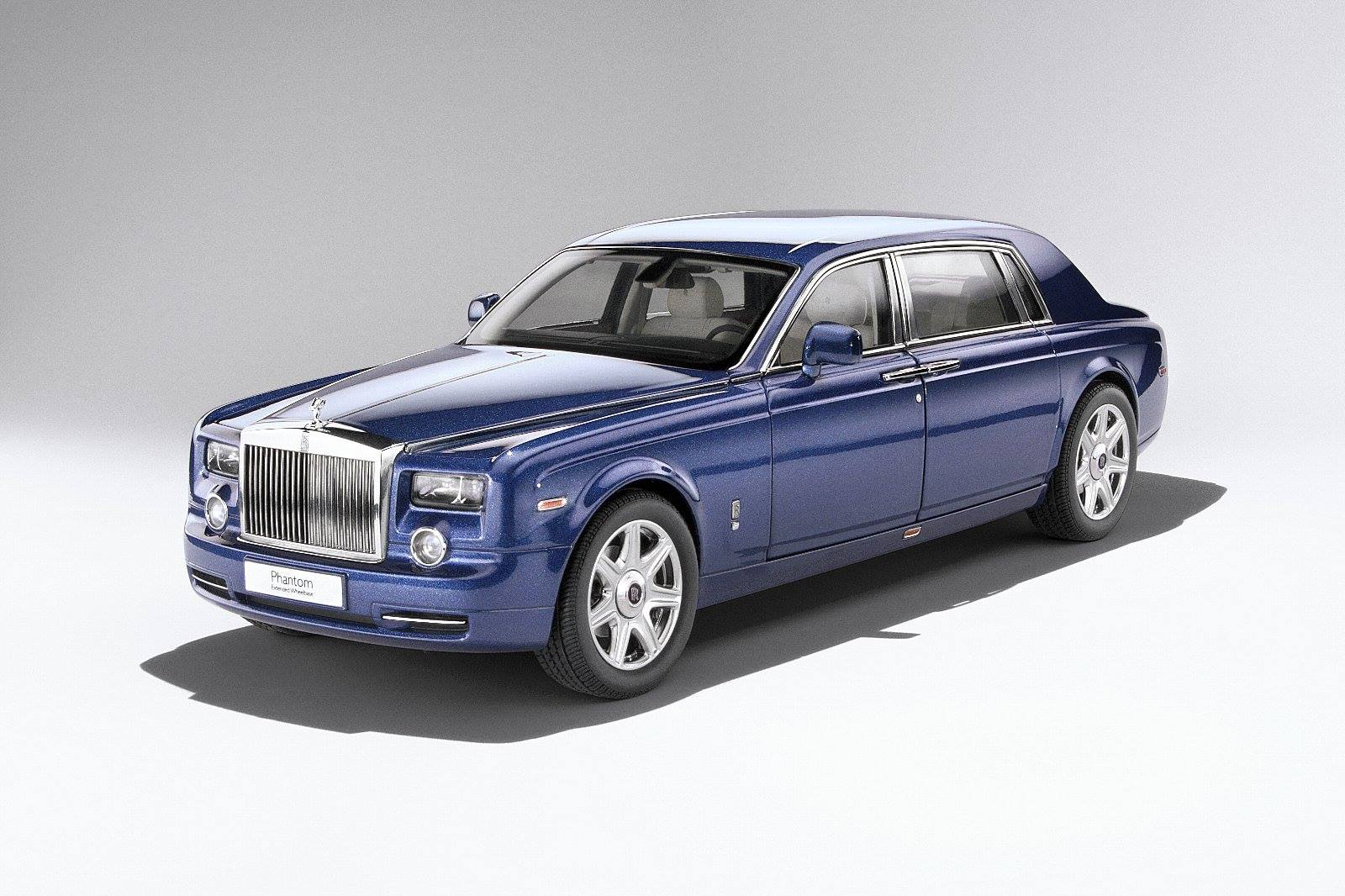 by 1/18 Extended 京商 Rolls Wheelbase Kyosho 2015年モデル Phantom 1:18 エステンディド・ホィールベース Series ブルックランド ファントム EUR Royce brooklands I, Kyosho ロールスロイス 2015