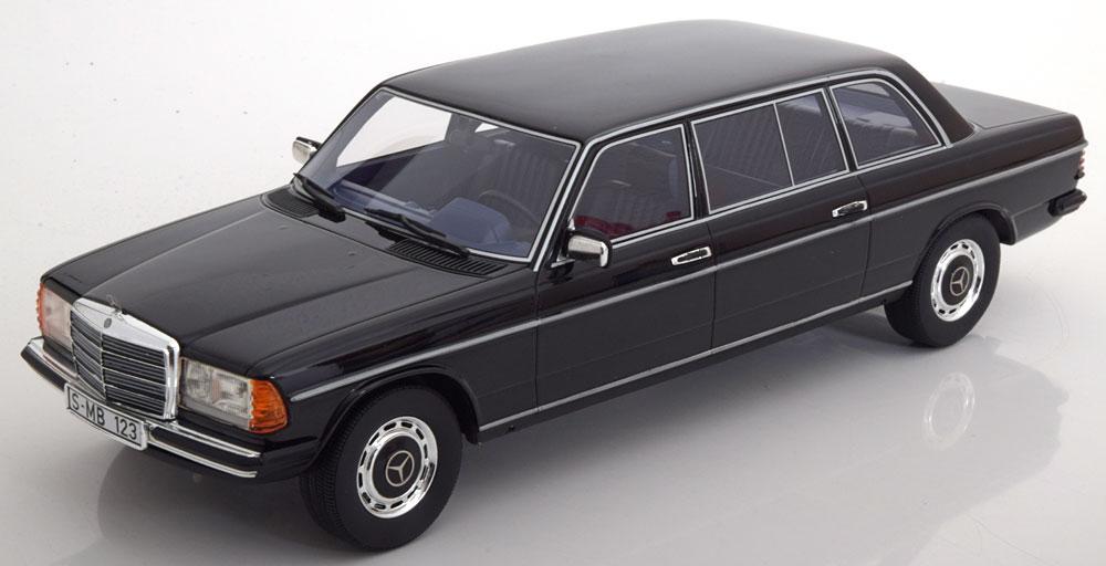 - BENZ Cult メルセデスベンツ 1:18 250 LANG 1978年モデル MODELS リムジン - MERCEDES 1978 LIMOUSINE ブラックCULT-SCALE W123 W123 250 Models