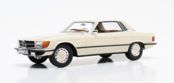Cult Models 1:18 1973年モデル メルセデスベンツ SL Class C107 クーペ ベージュCULT-SCALE MODELS - MERCEDES BENZ - SL-CLASS SLC (C107) COUPE 1973 NEW
